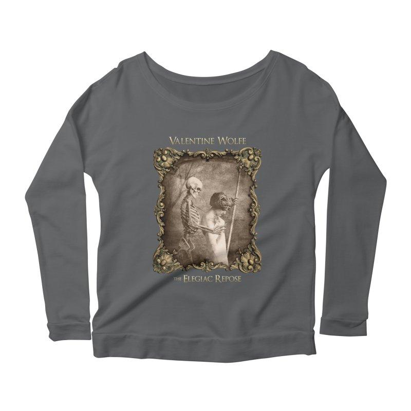 Elegiac Repose Women's Longsleeve T-Shirt by Valentine Wolfe Artist Shop