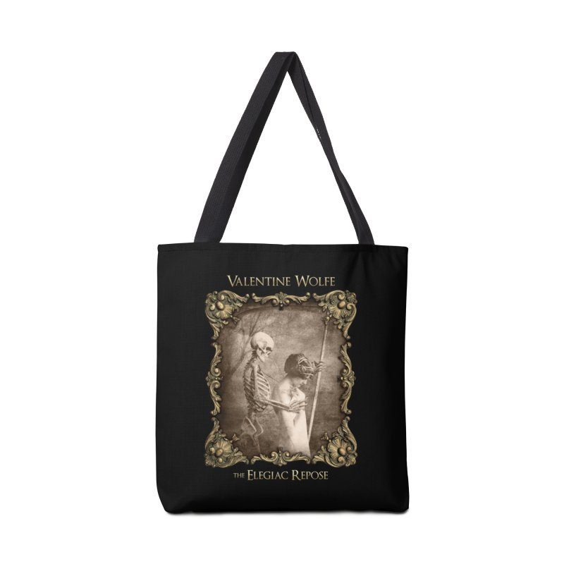 Elegiac Repose Accessories Bag by Valentine Wolfe Artist Shop