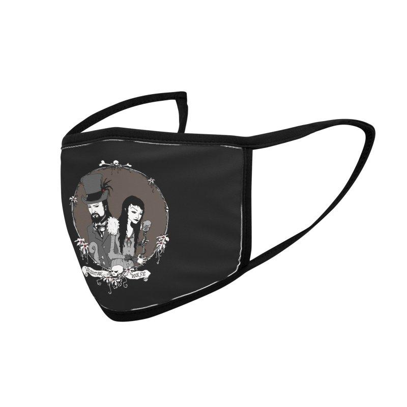 Valentine Wolfe Accessories Face Mask by Valentine Wolfe Artist Shop