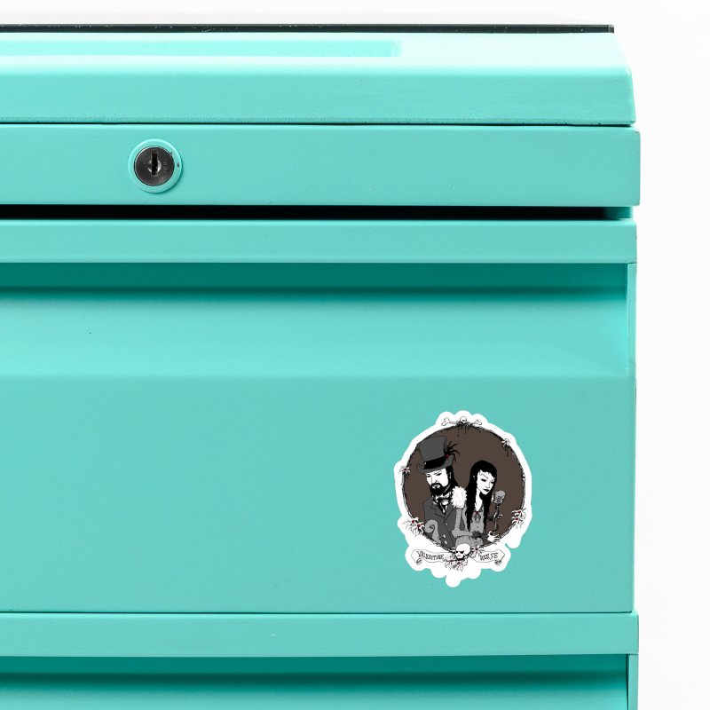 Valentine Wolfe Accessories Magnet by Valentine Wolfe Artist Shop