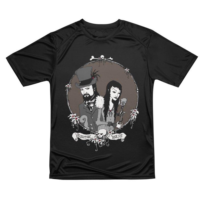 Valentine Wolfe Men's T-Shirt by Valentine Wolfe Artist Shop