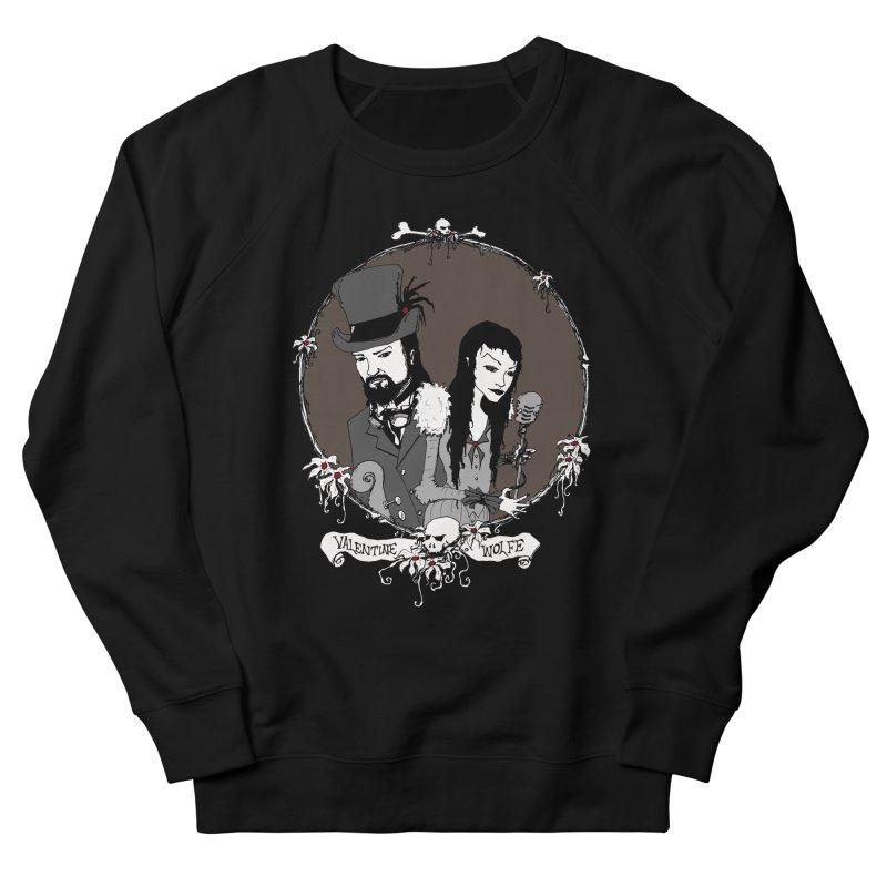 Valentine Wolfe Men's Sweatshirt by Valentine Wolfe Artist Shop