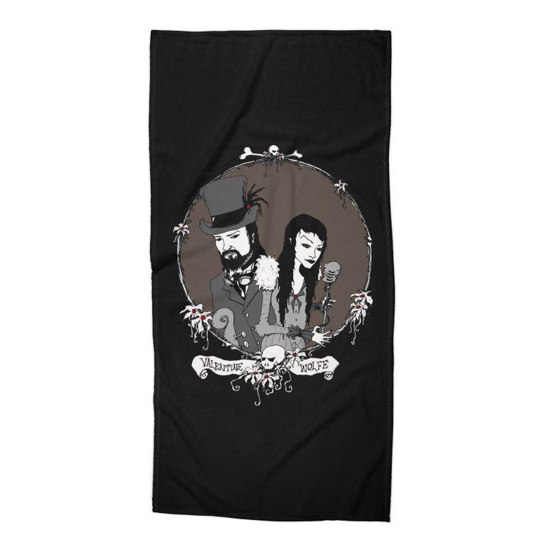 Valentine Wolfe Accessories Beach Towel by Valentine Wolfe Artist Shop