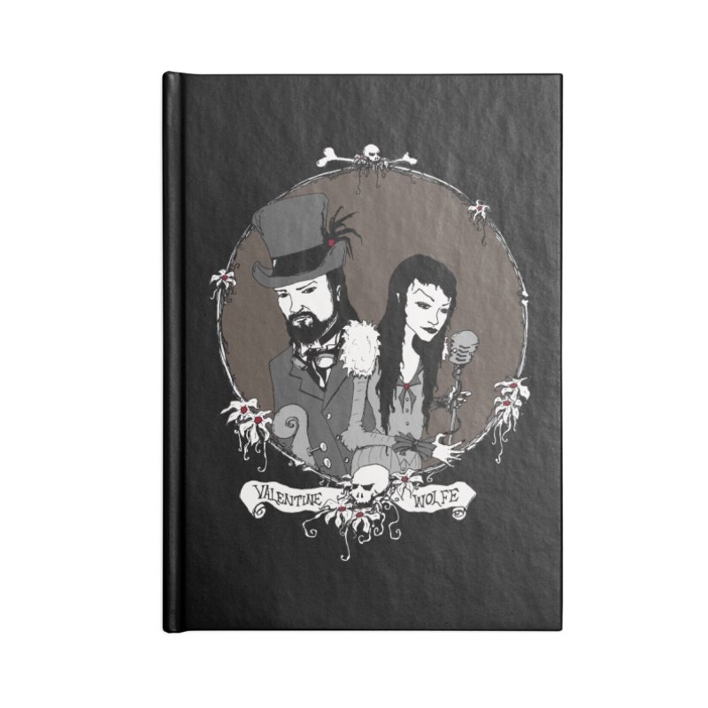 Valentine Wolfe Accessories Notebook by Valentine Wolfe Artist Shop