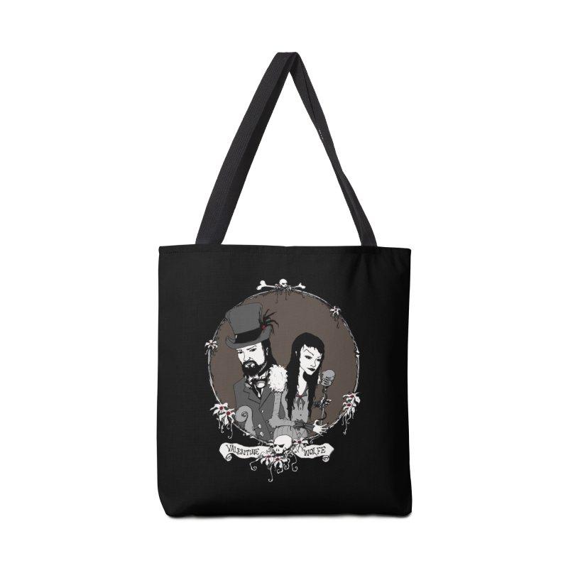 Valentine Wolfe Accessories Bag by Valentine Wolfe Artist Shop