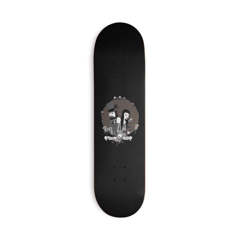 Valentine Wolfe Accessories Skateboard by Valentine Wolfe Artist Shop