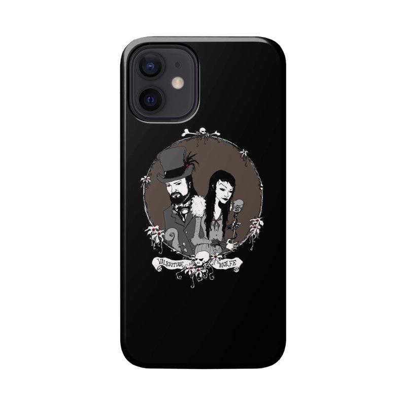 Valentine Wolfe Accessories Phone Case by Valentine Wolfe Artist Shop