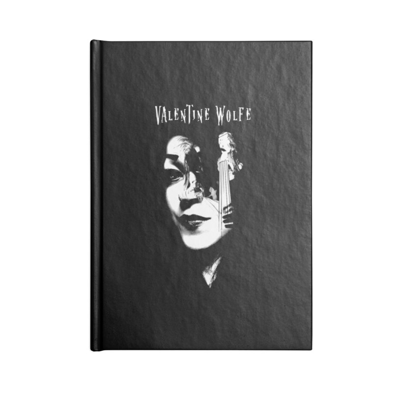 Collage by Neil Lee Griffin Accessories Notebook by Valentine Wolfe Artist Shop