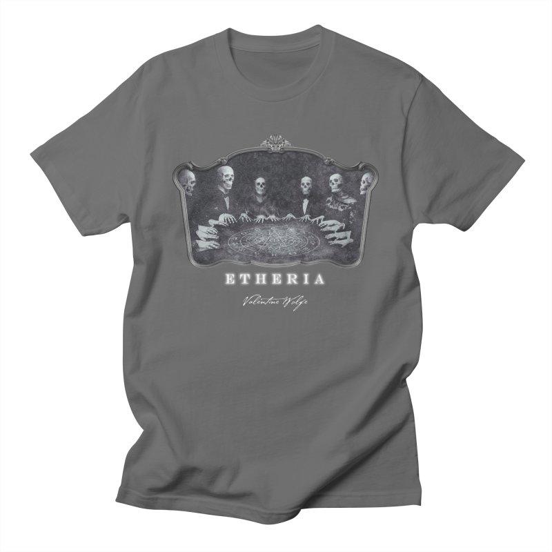 Etheria Men's T-Shirt by Valentine Wolfe Artist Shop