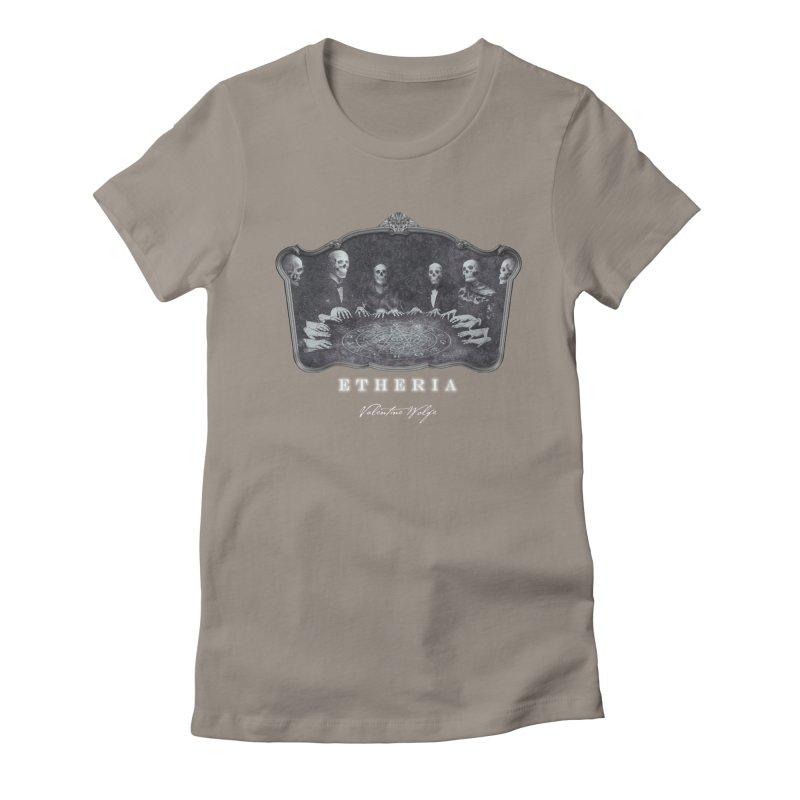 Etheria Women's T-Shirt by Valentine Wolfe Artist Shop