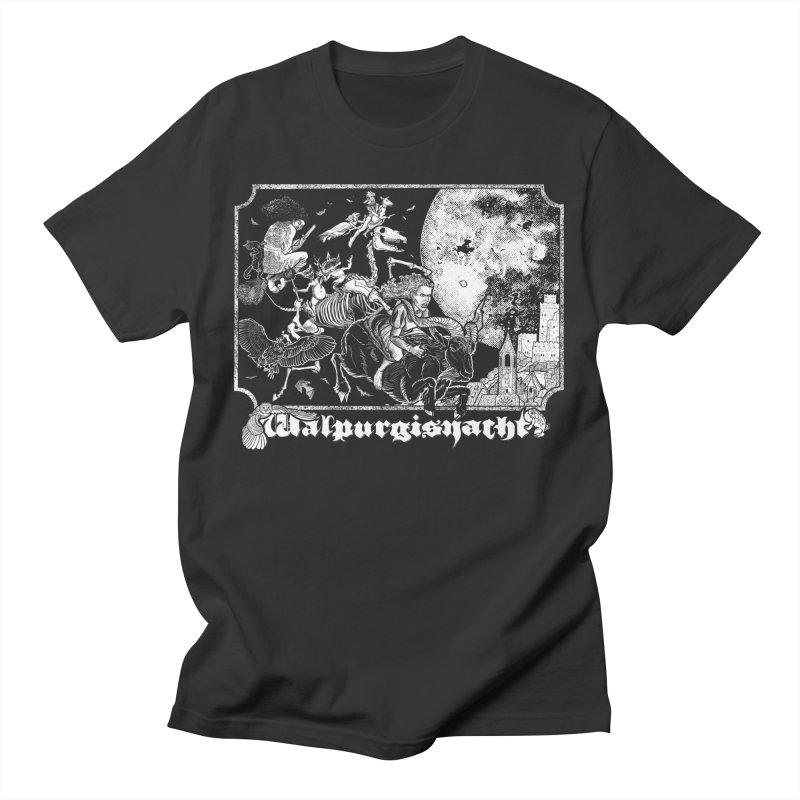 Walpurgisnacht Men's T-Shirt by Valerie Herron's Shop