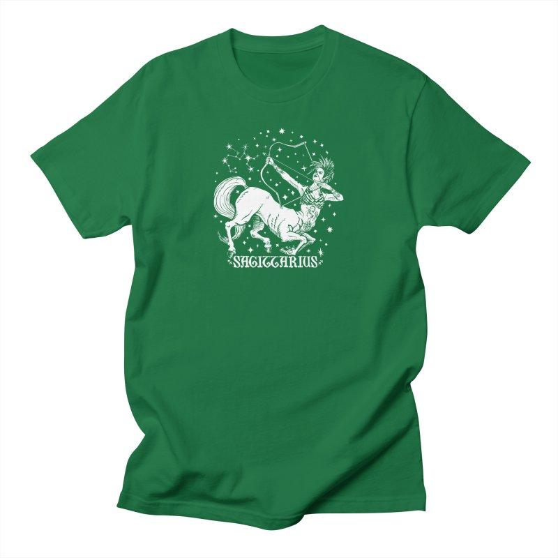 Sagittarius Men's T-Shirt by Valerie Herron's Shop