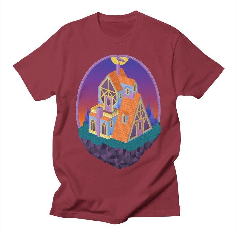 Snake House Women's Regular Unisex T-Shirt by Valeriya Volkova