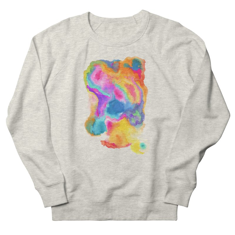 Sun I Men's Sweatshirt by Valeriya Volkova