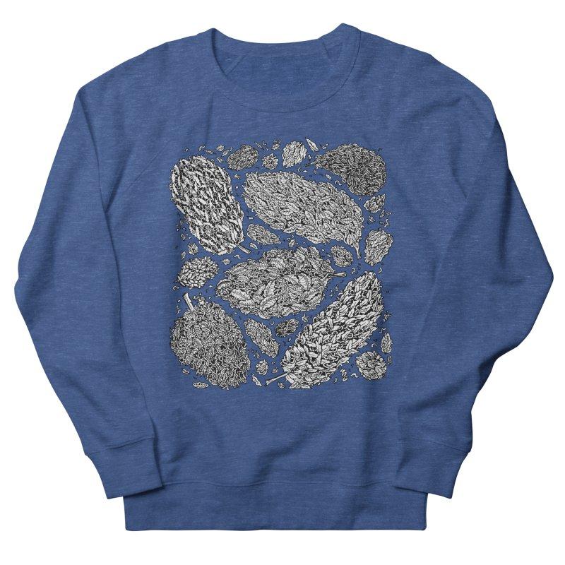 Nugs Women's French Terry Sweatshirt by Valeriya Volkova