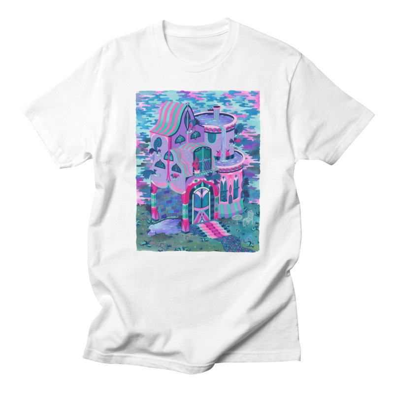 Bertram's House Men's T-Shirt by Valeriya Volkova