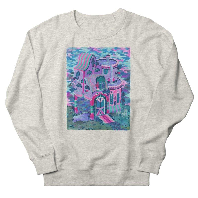 Bertram's House Men's Sweatshirt by Valeriya Volkova