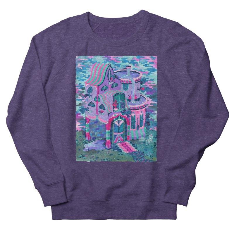 Bertram's House Men's French Terry Sweatshirt by Valeriya Volkova