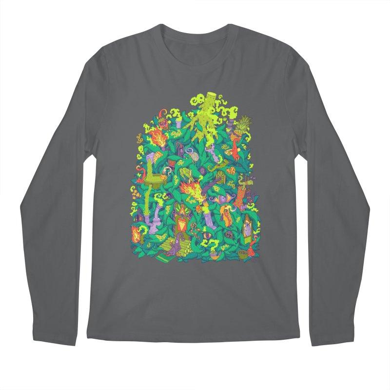 Nug House Men's Regular Longsleeve T-Shirt by Valeriya Volkova