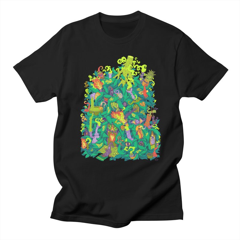 Nug House Women's Regular Unisex T-Shirt by Valeriya Volkova