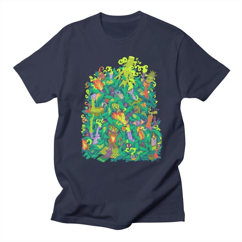 Nug House Women's Regular Unisex T-Shirt by Valeriya Volkova