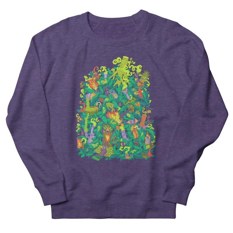 Nug House Men's French Terry Sweatshirt by Valeriya Volkova