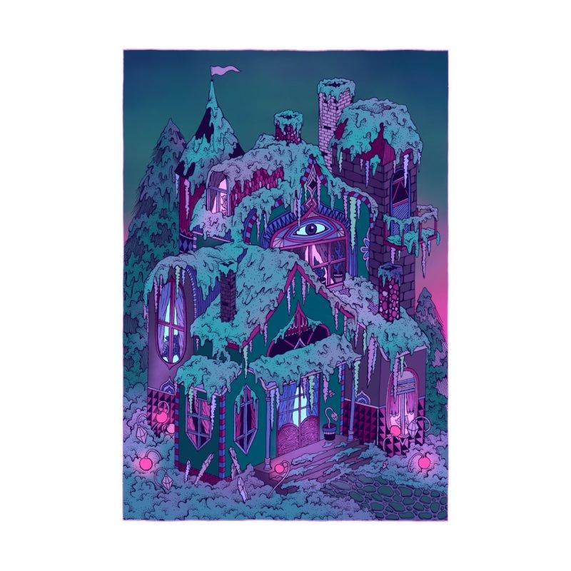 Winter House by Valeriya Volkova
