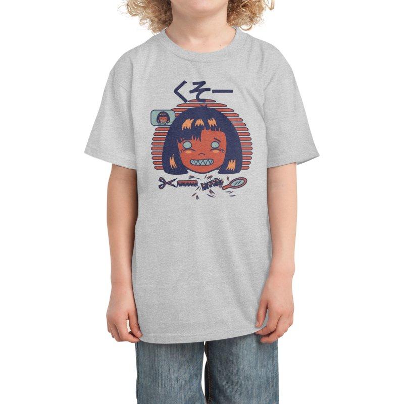 Got Bored Kids T-Shirt by Vamp Dearie