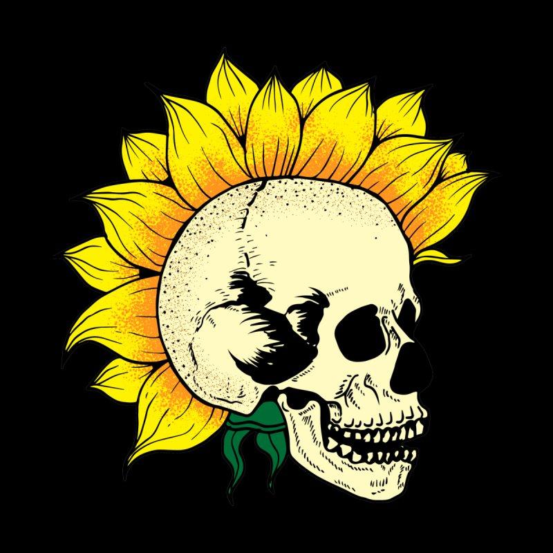 Sunflower Punk Men's T-Shirt by Vamp Dearie