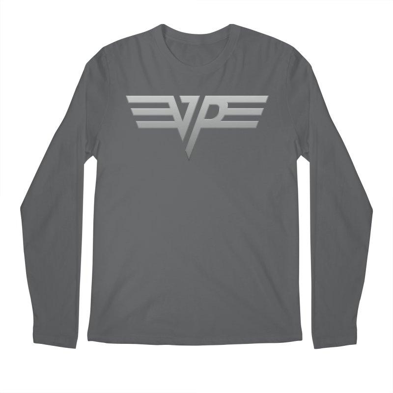 =VP= Men's Regular Longsleeve T-Shirt by Vanessa Peters's Artist Shop