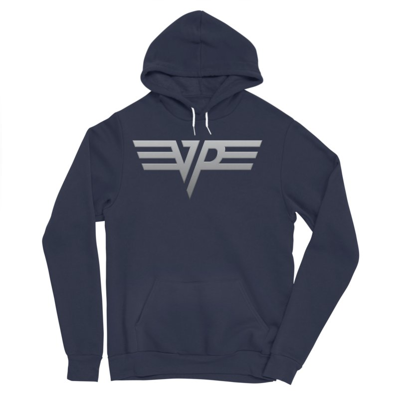 =VP= Women's Sponge Fleece Pullover Hoody by Vanessa Peters's Artist Shop