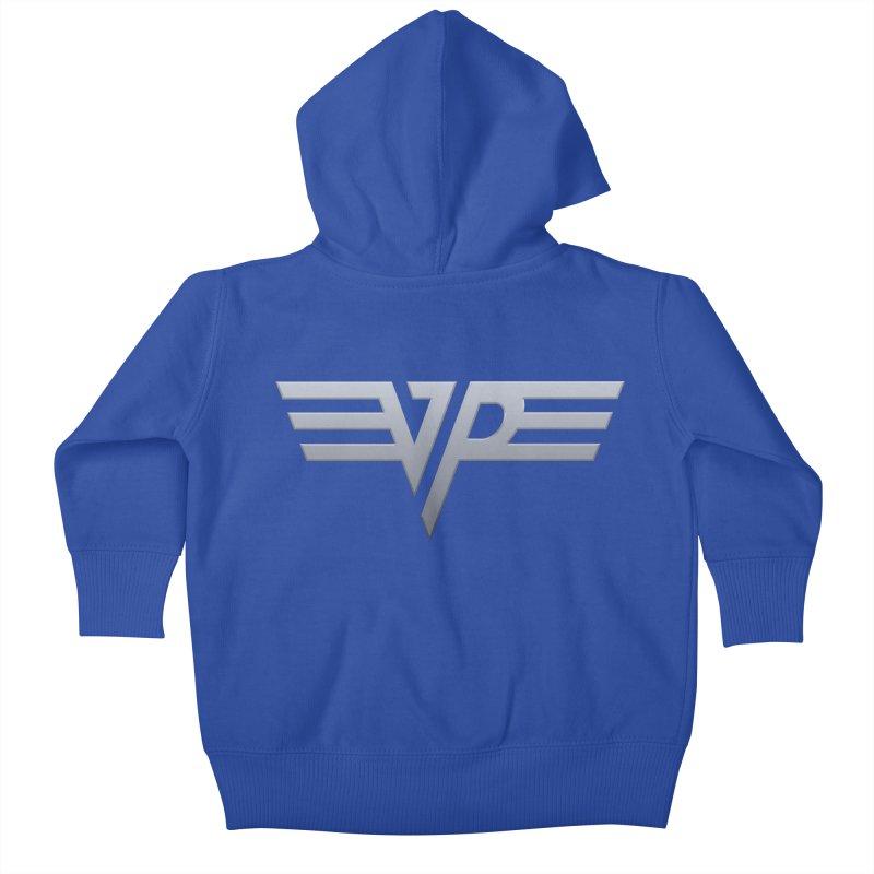 =VP= Kids Baby Zip-Up Hoody by Vanessa Peters's Artist Shop