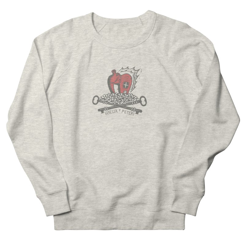 206 Bones Men's Sweatshirt by Vanessa Peters's Artist Shop