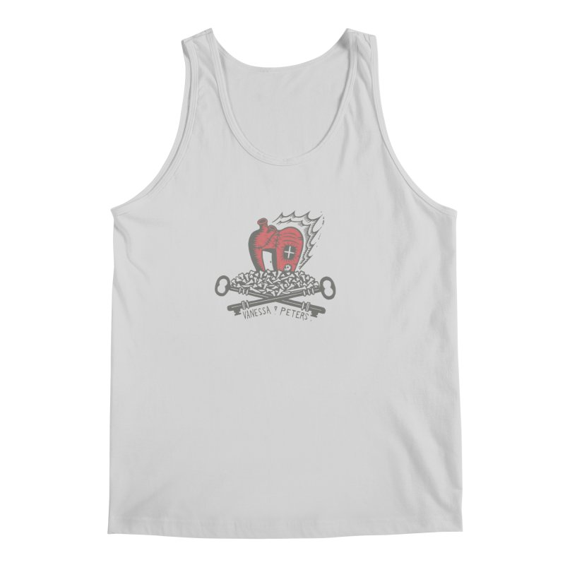 206 Bones Men's Regular Tank by vanessapeters's Artist Shop