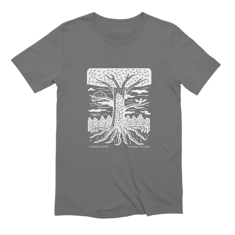 Foxhole Prayers Men's T-Shirt by Vanessa Peters's Artist Shop