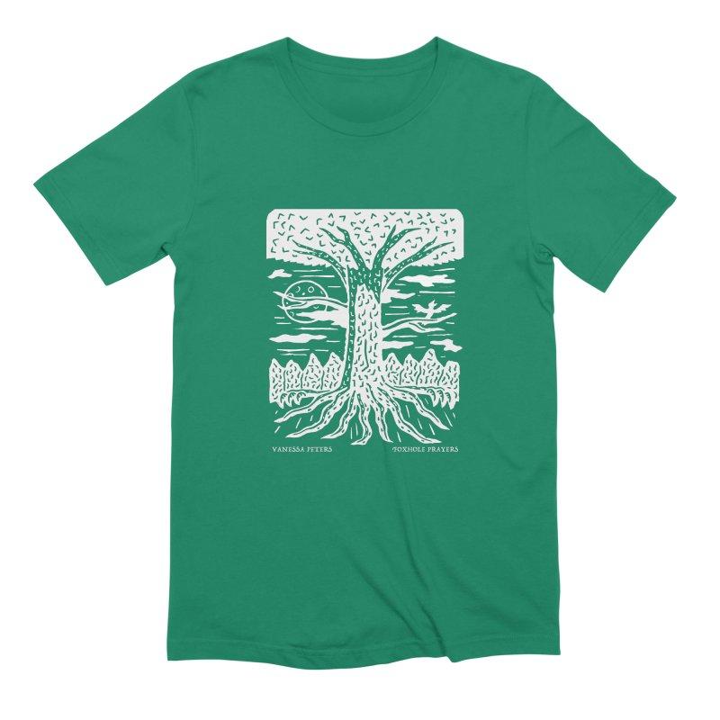 Foxhole Prayers Men's Extra Soft T-Shirt by Vanessa Peters's Artist Shop