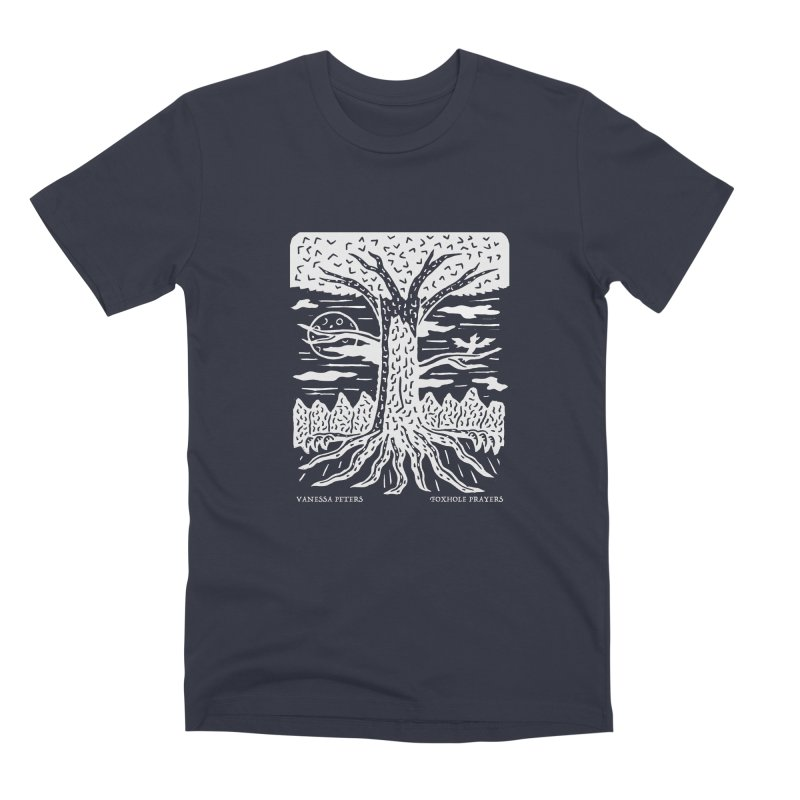 Foxhole Prayers Men's Premium T-Shirt by Vanessa Peters's Artist Shop