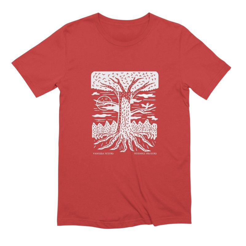Foxhole Prayers Men's T-Shirt by Vanessa Peters's Artist Shop