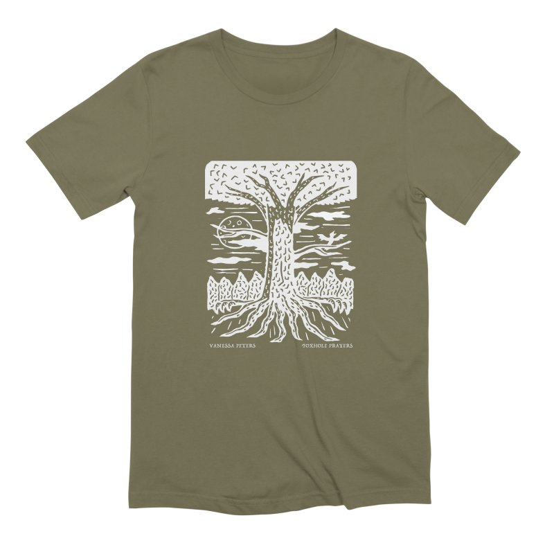 Foxhole Prayers Men's Extra Soft T-Shirt by Vanessa Peters's Artist Shop