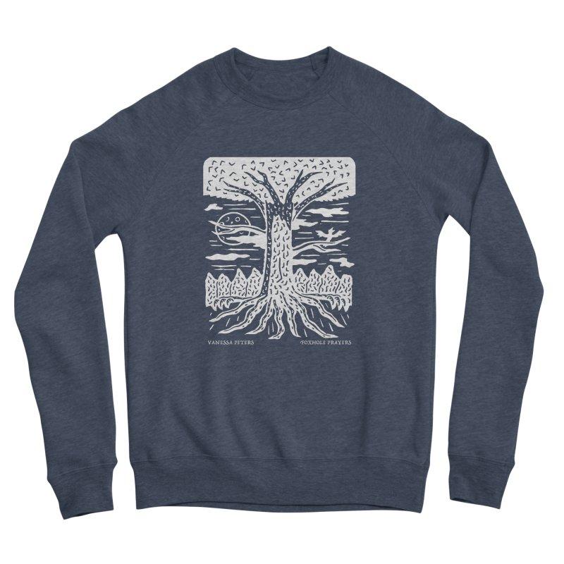 Foxhole Prayers Men's Sponge Fleece Sweatshirt by vanessapeters's Artist Shop