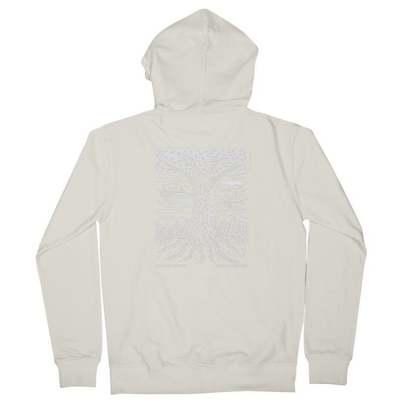 Foxhole Prayers Women's French Terry Zip-Up Hoody by Vanessa Peters's Artist Shop