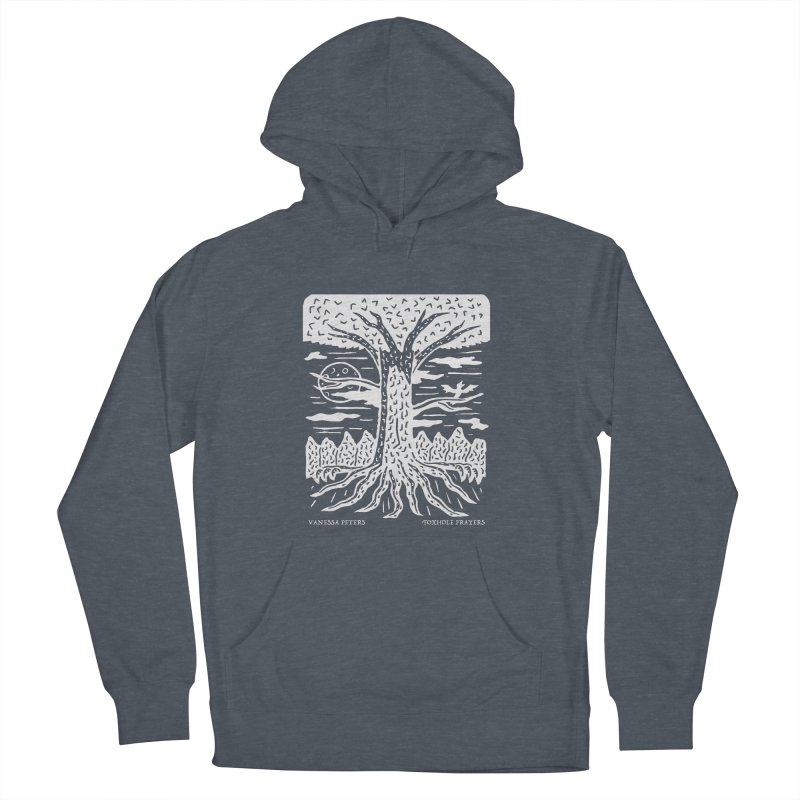 Foxhole Prayers Women's French Terry Pullover Hoody by Vanessa Peters's Artist Shop