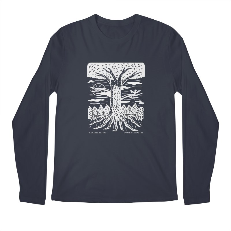 Foxhole Prayers Men's Regular Longsleeve T-Shirt by vanessapeters's Artist Shop