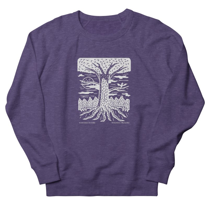 Foxhole Prayers Women's French Terry Sweatshirt by Vanessa Peters's Artist Shop