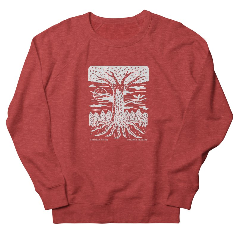 Foxhole Prayers Men's French Terry Sweatshirt by vanessapeters's Artist Shop