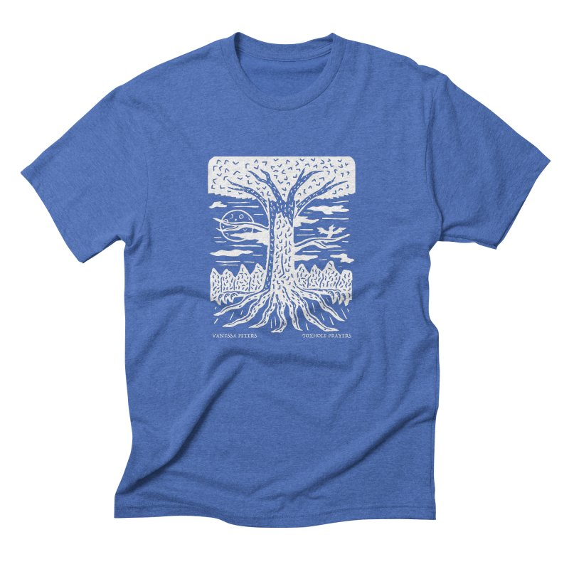 Foxhole Prayers Men's Triblend T-Shirt by Vanessa Peters's Artist Shop