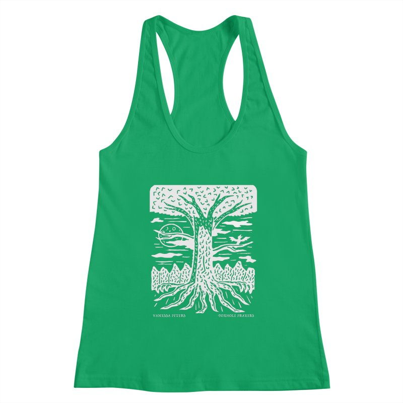 Foxhole Prayers Women's Tank by Vanessa Peters's Artist Shop