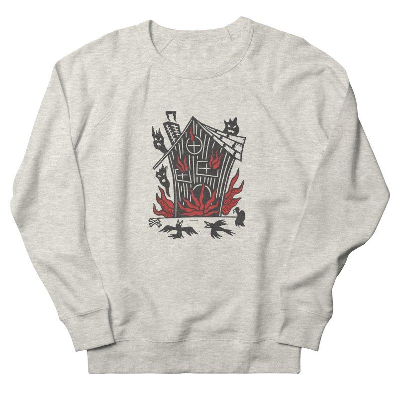 Before it Falls Apart Men's Sweatshirt by Vanessa Peters's Artist Shop