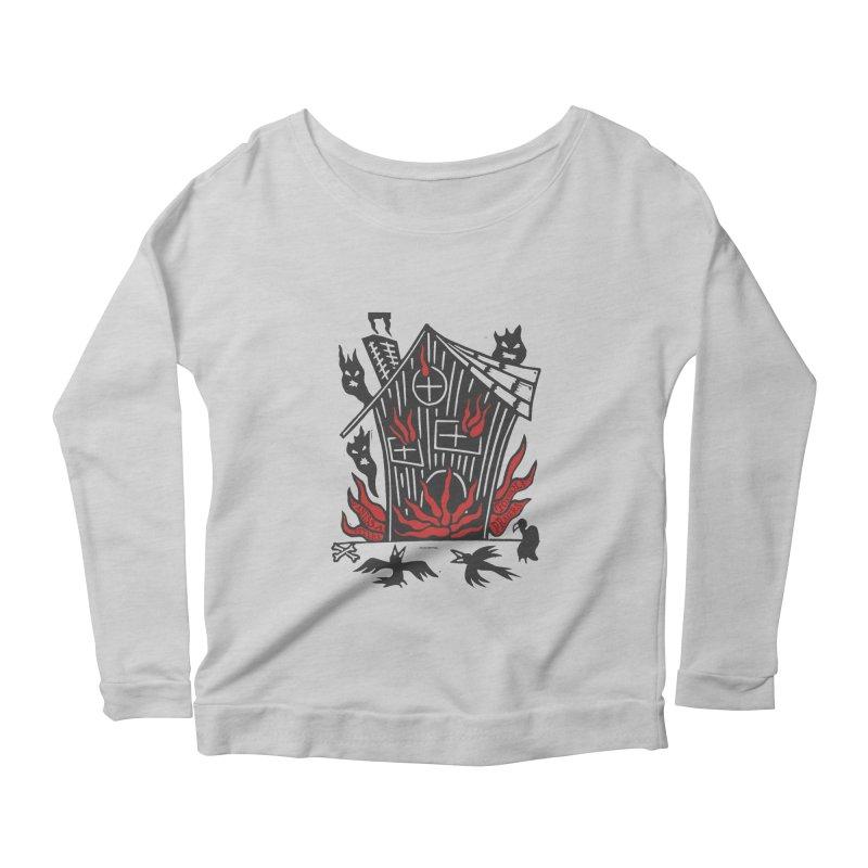 Before it Falls Apart Women's Longsleeve T-Shirt by Vanessa Peters's Artist Shop