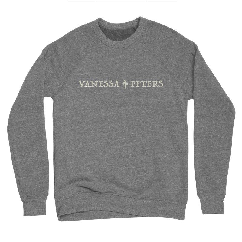 VP + BIRD Men's Sponge Fleece Sweatshirt by vanessapeters's Artist Shop